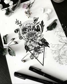 50 Arm Floral Tattoo Designs für Frauen 2019 – Seite 19 von 50 – Gift World Inspirational Tattoos, Tattoos, Body Art, Cute Tattoos, Floral Tattoo Design, Flower Tattoo Designs, Sleeve Tattoos, Tattoo Drawings, Tattoo Designs