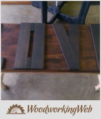 EDITOR'S CHOICE (07/16/2015) Coffee table by Maderhausen View details here: https://woodworkingweb.com/creations/2181-coffee-table