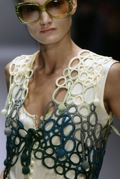 Laura Biagiotti Spring 2007 - Details