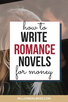 Writing romance novels doesn't have to be so hard and can be a super fun side hustle. Here from a woman who makes five figures per month writing romance. Writing Genres, Writing Romance, Book Writing Tips, Romance Authors, Fiction Writing, Writing Skills, Romance Books, Writing Prompts, Writing Ideas
