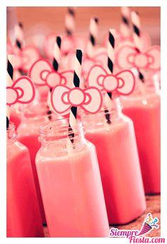 Ideas para fiesta de cumpleaños de Hello Kitty. Encuentra todos los artículos para tu fiesta en nuestra tienda en línea. Entra aquí: http://www.siemprefiesta.com/fiestas-infantiles/ninas/articulos-hello-kitty.html?utm_source=Pinterest&utm_medium=Pin&utm_campaign=HelloKitty