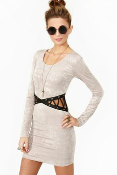 Lana Corset Dress in Clothes Dresses at Nasty Gal
