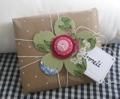 Gift Ideas Wrapping / embrulho bonito