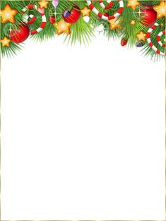 christmas letterheads free