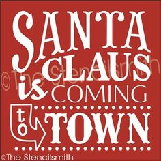 2187 - Santa Claus is coming to Town