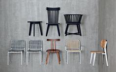 Sélection de chaises Design Gervasoni @Démesure.fr