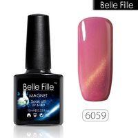 Mix 30 Colors Cat Eye Line UV Gel Nail 3D Magnetic Varnish Professional Manicure 10ml DIY Nail Art nagellack fingernail polish