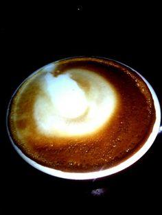 Espresso - Rich and yummy!  -The Slanted Door, SF