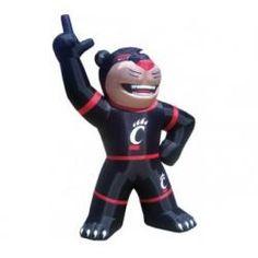 Cincinnati Bearcats 8' Team Inflatable