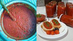 Aroması Nefis Kışlık Acılı Sos Tarifi Beef, Food, Decor, Meat, Decorating, Meal, Eten, Meals, Ox