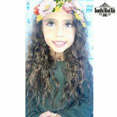 Kylie - 5 Years • Cuban, Mexican, African American & Caucasian ❤ FOLLOW @beautifulmixedkids on instagram WWW.STYLISHKIDSAPPAREL.COM