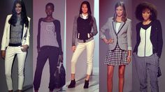 Target Fall 2013 Presentation & After Party #InStoresNow #fall2013 #shopping #runway #fashion #blackandwhite