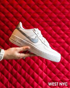 new products 6ec88 65241 Summertime is synonymous with a new, clean pair of Air Force 1 by nike