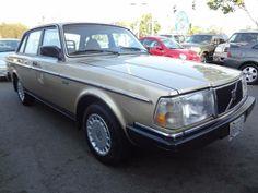 1988 Volvo 240 DL sedan Volvo 240, Vehicles, Car, Vehicle, Tools