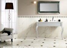 Ideas para decorar baños, la mejor solución Porcelanatos europeos. #PiensaProinter