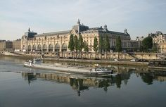 Musee d'Orsay - I enjoyed this museum easily as much as I loved the Louvre - it's so open and light.