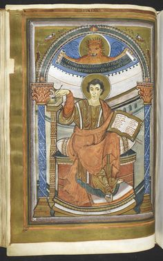 From the Medieval and Earlier Manuscripts blog post 'Treasures Wonderful to Behold'
