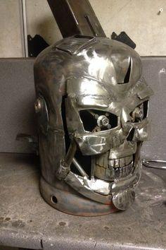 Terminator Woodburner