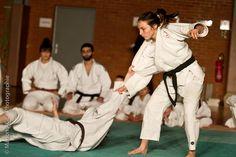 Judo - 2e nuit des Arts Martiaux... #judothrows Like, share,