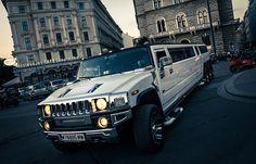Hummer Limousine Wien