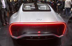 Mercedes Concept IAA: ковер-самолет - автоновости - Авто Mail.Ru
