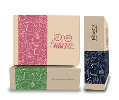 Send a hello from home with the Freshman Fun Box! Designed to help college and boarding school students survive and thrive with helpful items every. Dorm Room Accessories, Freshman, Non Profit, Parents, Students, Boxes, College, Education, School