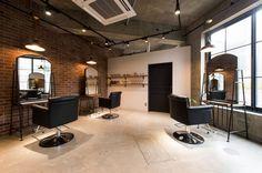 サロン制作事例|美容室(サロン)の設計・内装・デザイン≪タフデザインプロダクト≫