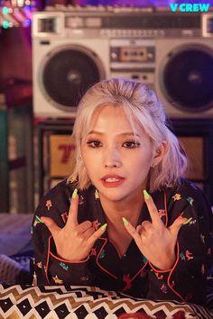 Kpop Girl Groups, Korean Girl Groups, Kpop Girls, K Pop, Cool Girl, My Girl, Kpop Comeback, Divas, Rap