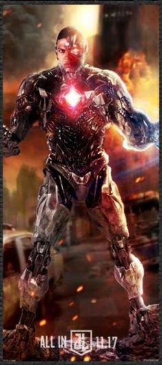 Justice League Member Cyborg aka Victor Stone is Getting His Own Stand Alone DCEU Movie, Check Out 11 Upcoming DC Extended Universe Movie - DigitalEntertainmentReview.com