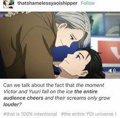 yuri!!! on ice | yoi | viktor nikiforov x katsuki yuuri | victuuri | viktuuri