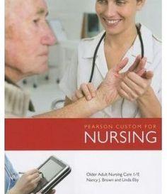 Test bank downloadable for nursing for wellness in older adults 6 test bank for older adult nursing care fandeluxe Images