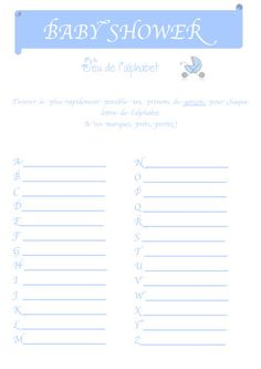 Organisation d'une baby shower, 2ème édition ! - Le blog de la-caverne-a-creations.over-blog.com
