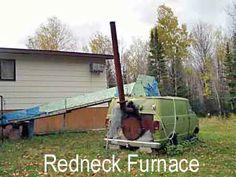 Redneck Furnace