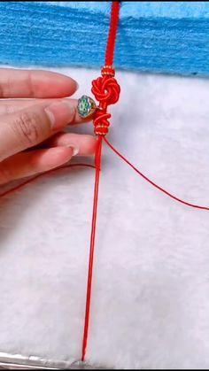 5 Minute Crafts Videos, Craft Videos, Everyday Hacks, Diy Braids, Rope Crafts, Narusasu, Embroidery Jewelry, Jewelry Making Tutorials, Barbie Clothes