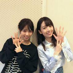 """ren-sensei:  """"Nishino Nanase Mobame 17/03/18  """""""