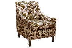 Holmes Armchair, Canary Earth on OneKingsLane.com $469