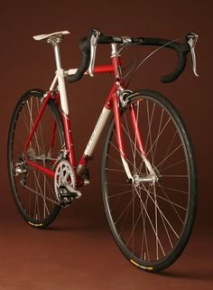 Vanilla Bicycles, handcrafted @ Jan Roberts Oregon