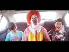 Mc Donalds Commercial that is no longer used...watch to find out why. - YouTube
