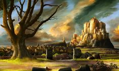 Castle - Pictures & Characters Art - Dragons Crown