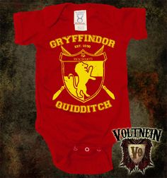 Hey, I found this really awesome Etsy listing at http://www.etsy.com/listing/124364501/gryffindor-quidditch-baby-onesie