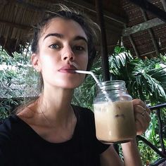 Coffee The Most Popular Consumed Beverage Coffee Love, Coffee Cups, Thai Iced Coffee, Joanna Halpin, Youre Like Really Pretty, Coffee Drinkers, Girls Best Friend, Glass Of Milk, Beautiful Pictures