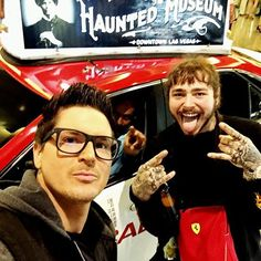 Zak Bagans Back Tattoo . 40 Zak Bagans Back Tattoo . 2018 Best Zak Bagans Images In 2019 Post Malone Lyrics, Post Malone Quotes, Ghost Adventures Zak Bagans, Love Post, Ghost Hunters, Dream Guy, Best Tv, Music Is Life, Future Husband
