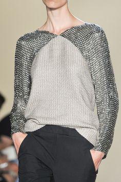 Wes Gordon at New York Fashion Week Spring 2015