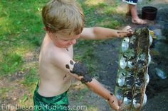 7 boredom busters for kids! #firefliesandmudpies