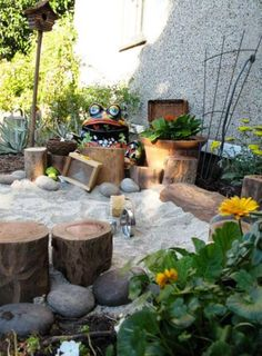 www.digsdigs.com 32-creative-and-fun-outdoor-kids-play-areas
