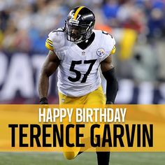 #HappyBirthday @t_garvin28! by steelers