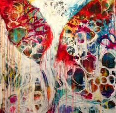 Meredith Mallin - A Story of Intuitive Painting: ...why NOT?