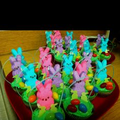 Easter cupcakes =)
