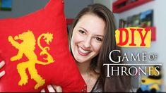 -Almofadas das Casas de Game of Thrones