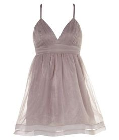 Organza Babydoll #Prom Dress £70